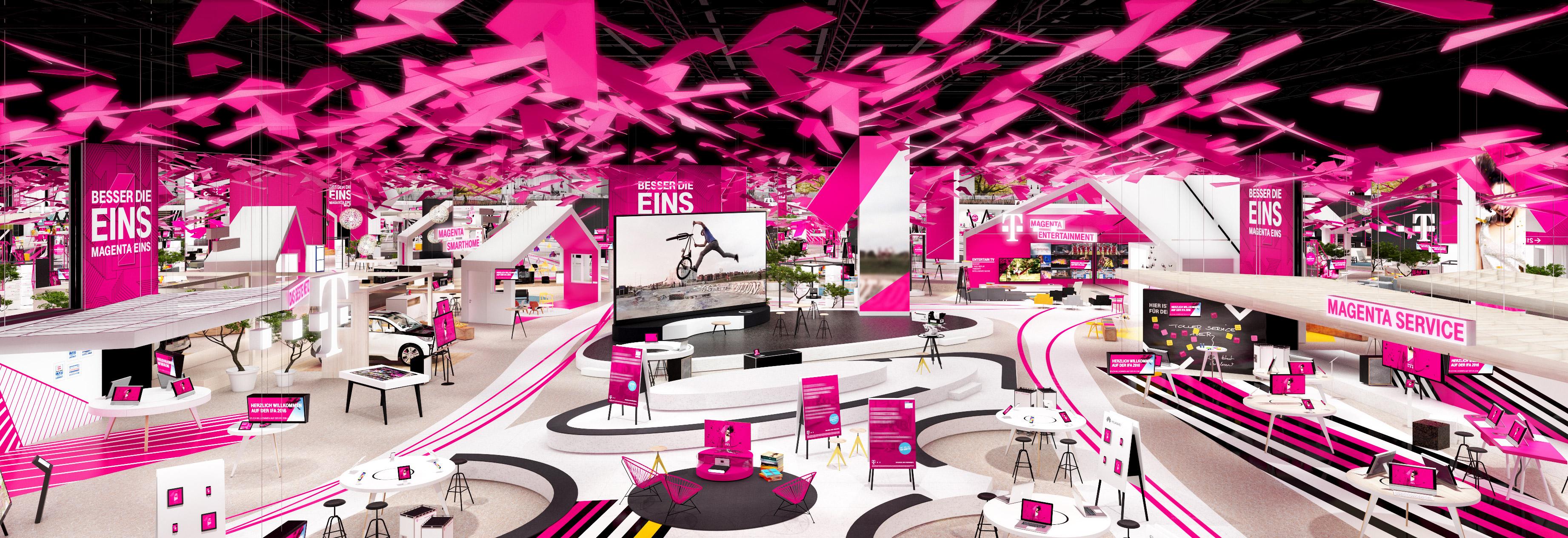 deutsche telekom ifa 2016 deutsche telekom puts everything on eins. Black Bedroom Furniture Sets. Home Design Ideas