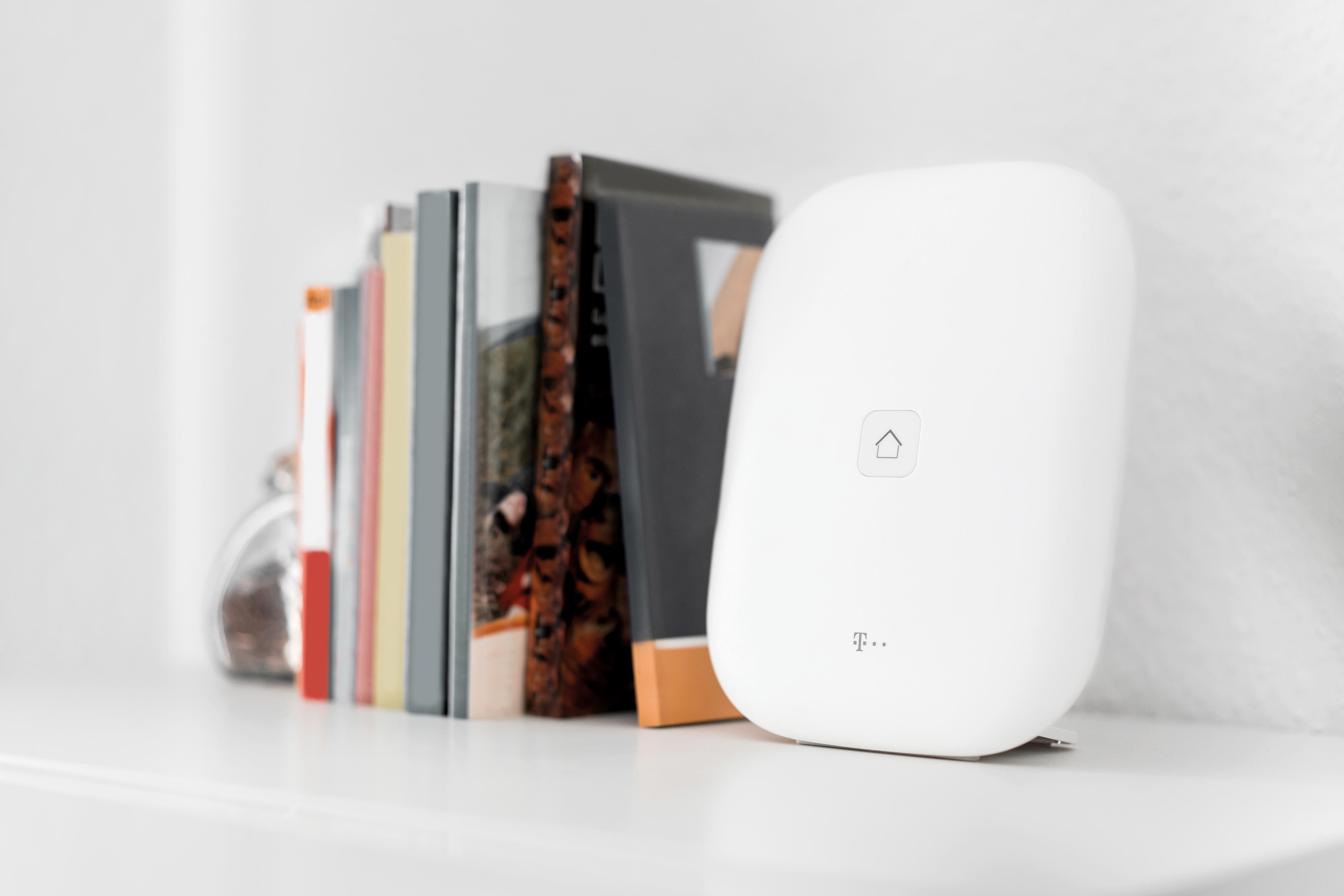 Bildmaterial Smart Home Deutsche Telekom