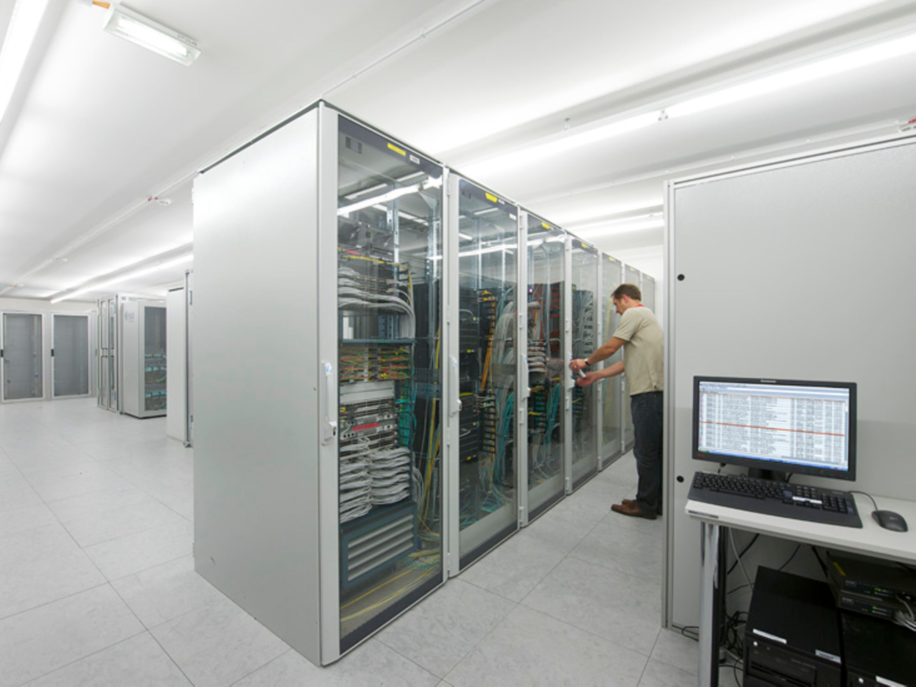 Data Center T-Systems