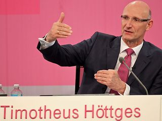 Annual report 2013: Timotheus Hoettges - Chief Executive Officer (CEO) Deutsche Telekom AG
