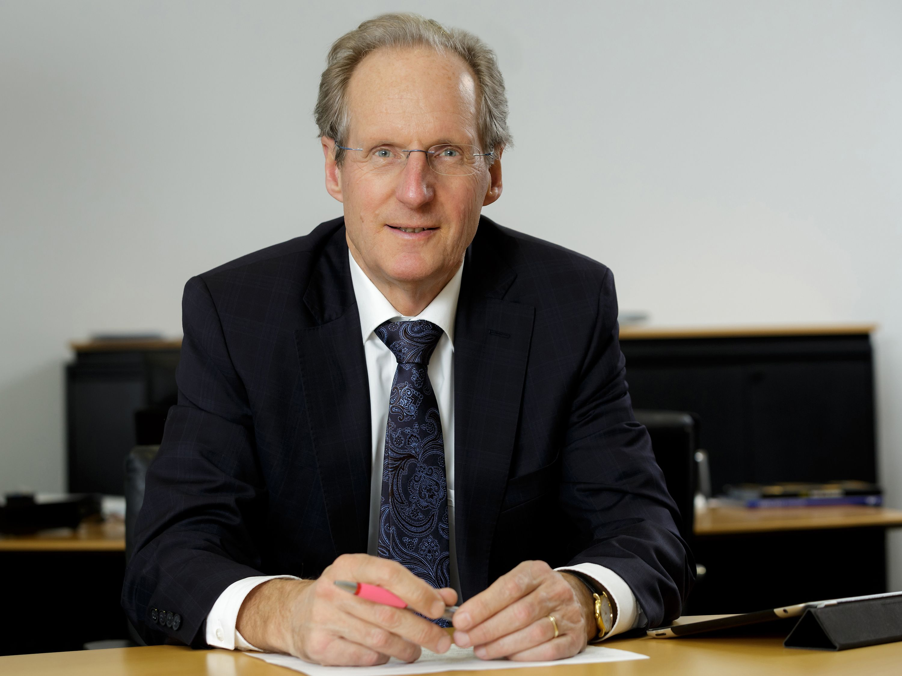 Prof. Wolfgang Schuster, Chair of the Deutsche Telekom Foundation