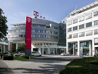 DT headquarters in Bonn/Germany.
