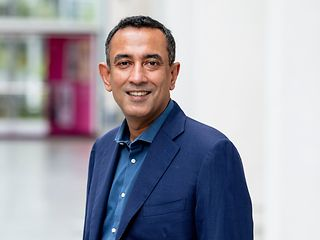 Srini Gopalan, Board member for Germany, and Managing Director, Telekom Deutschland GmbH.