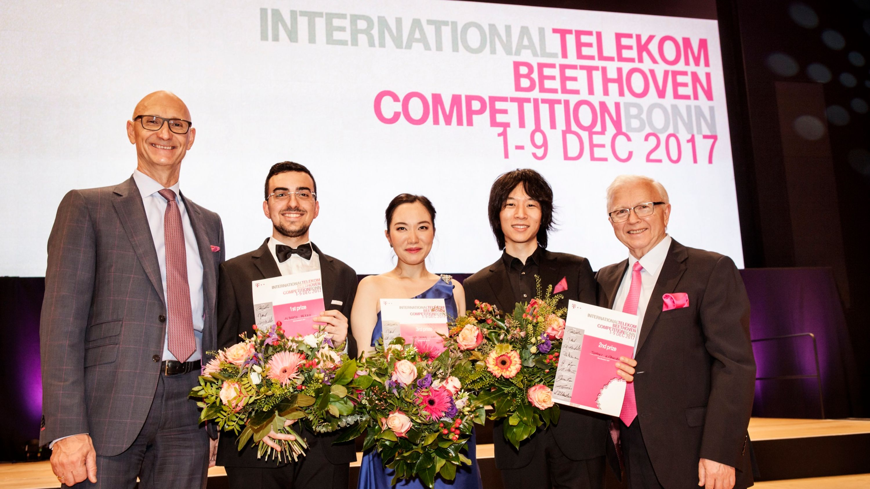 International Telekom Beethoven Competition 2017
