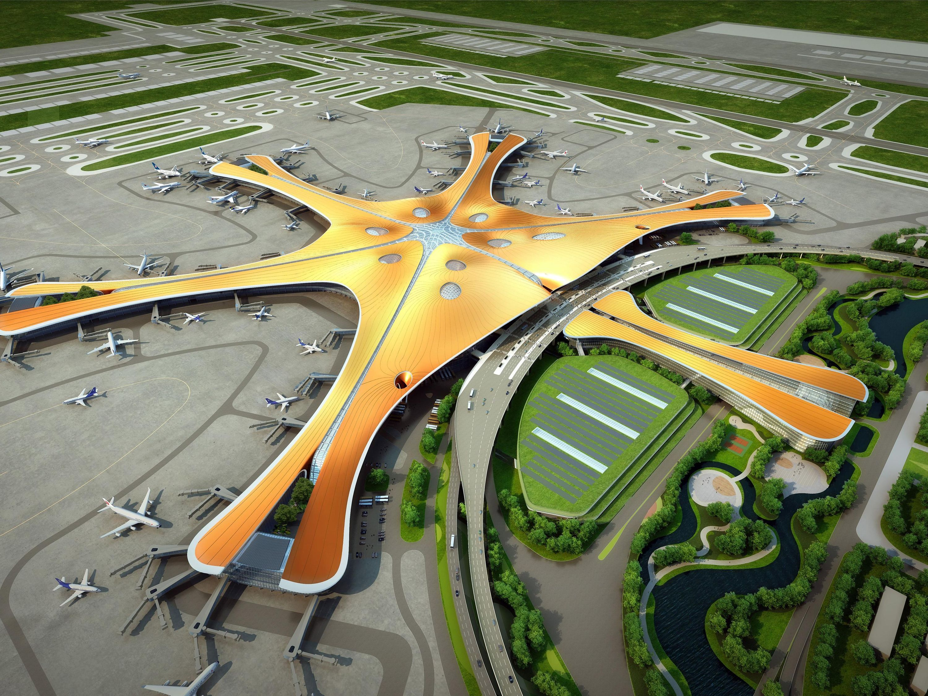 T-Systems builds Flight Information Integration System for Beijing new Airport