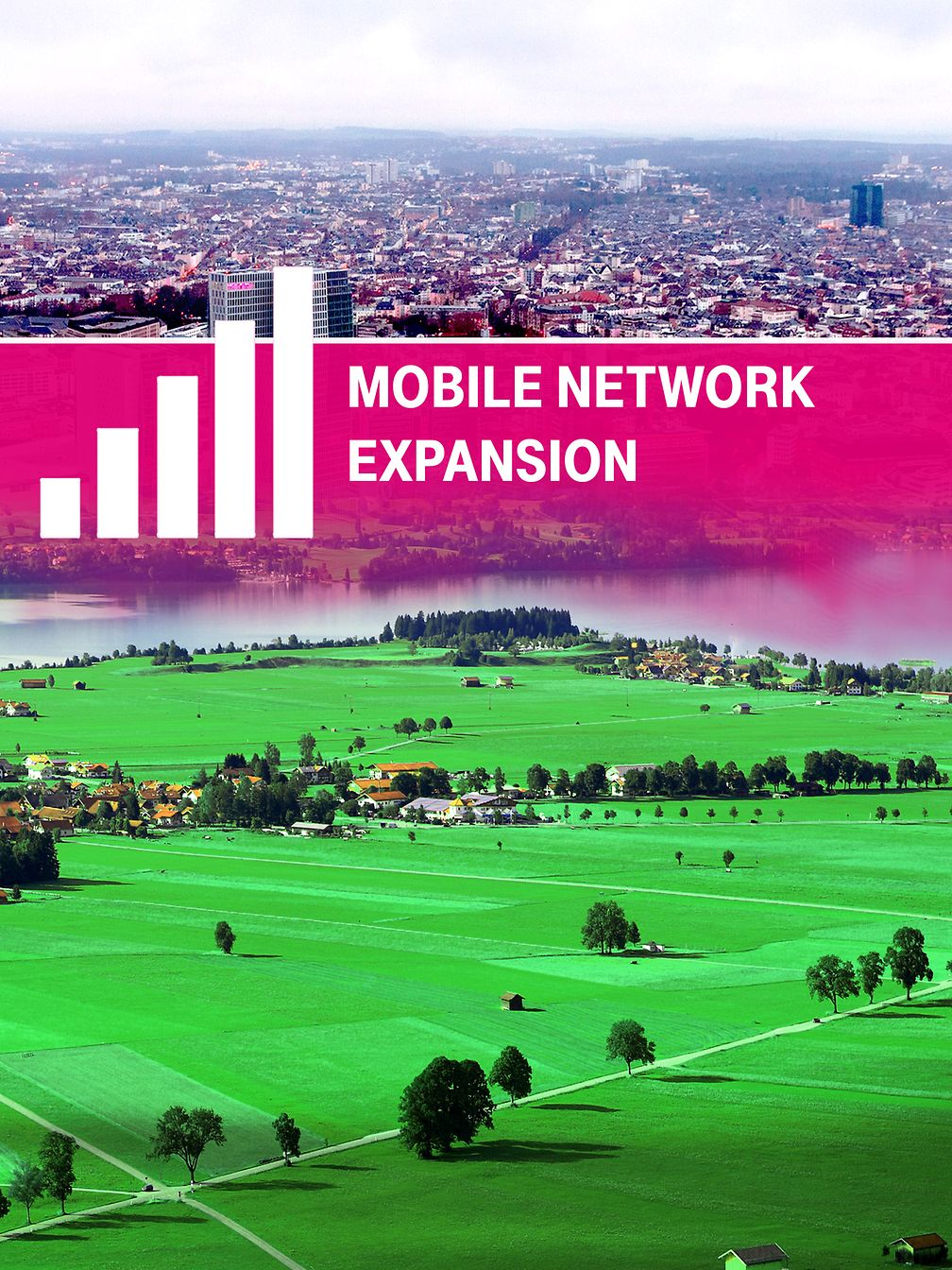 New mobile base stations
