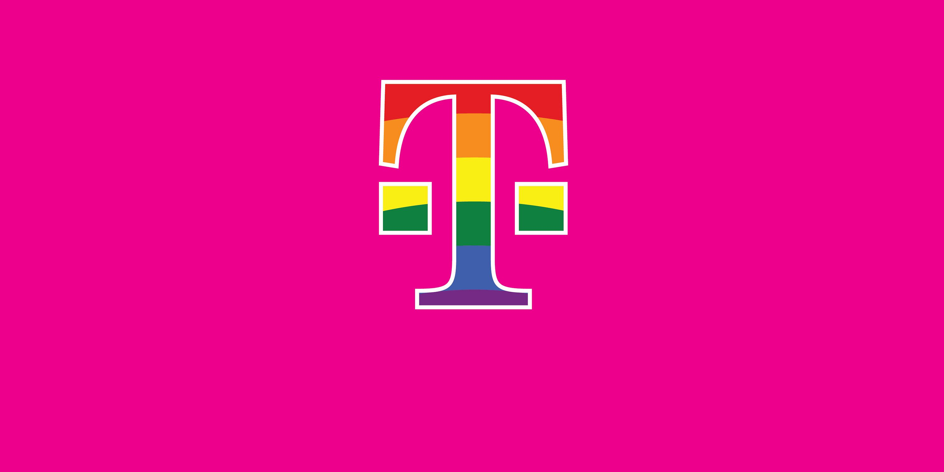 Clear Statement for Diversity: Deutsche Telekom joins this year's Christopher Street Day parade.