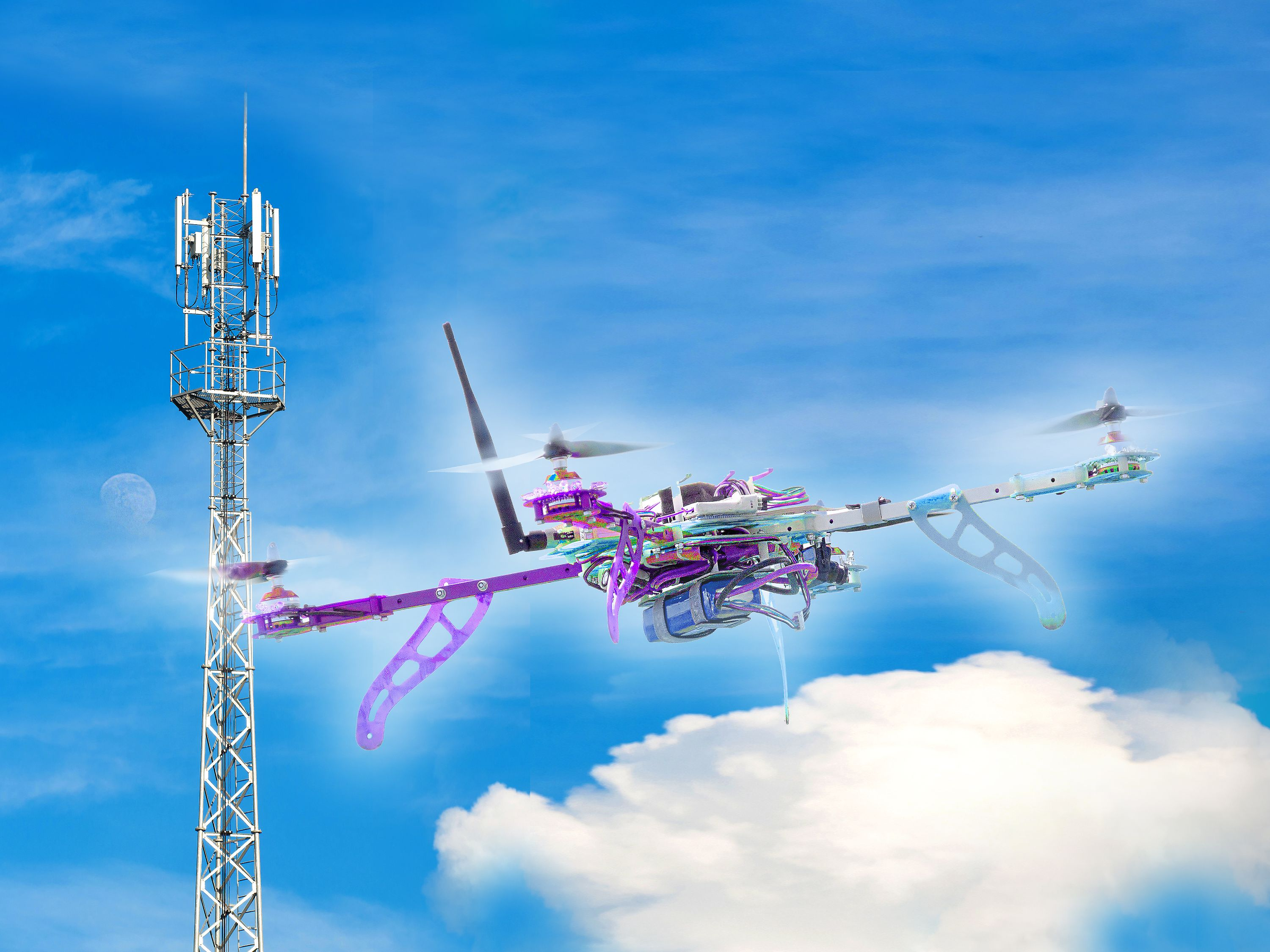 Air traffic control and Deutsche Telekom receive mobility award.