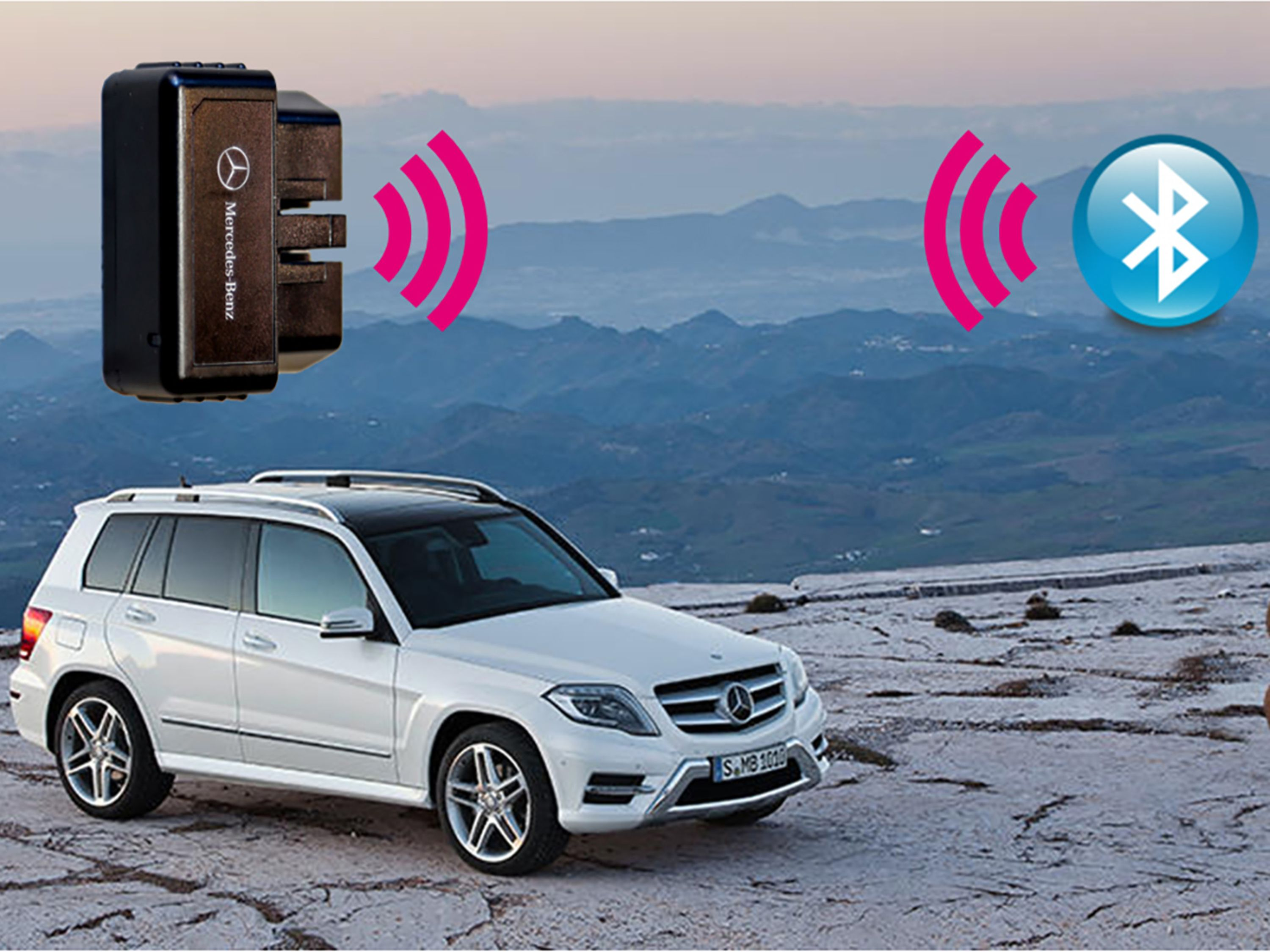 Mercedes, Vehicles Connected Globally