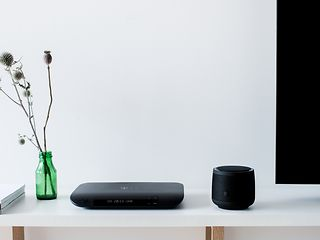 Smart Speaker – living room