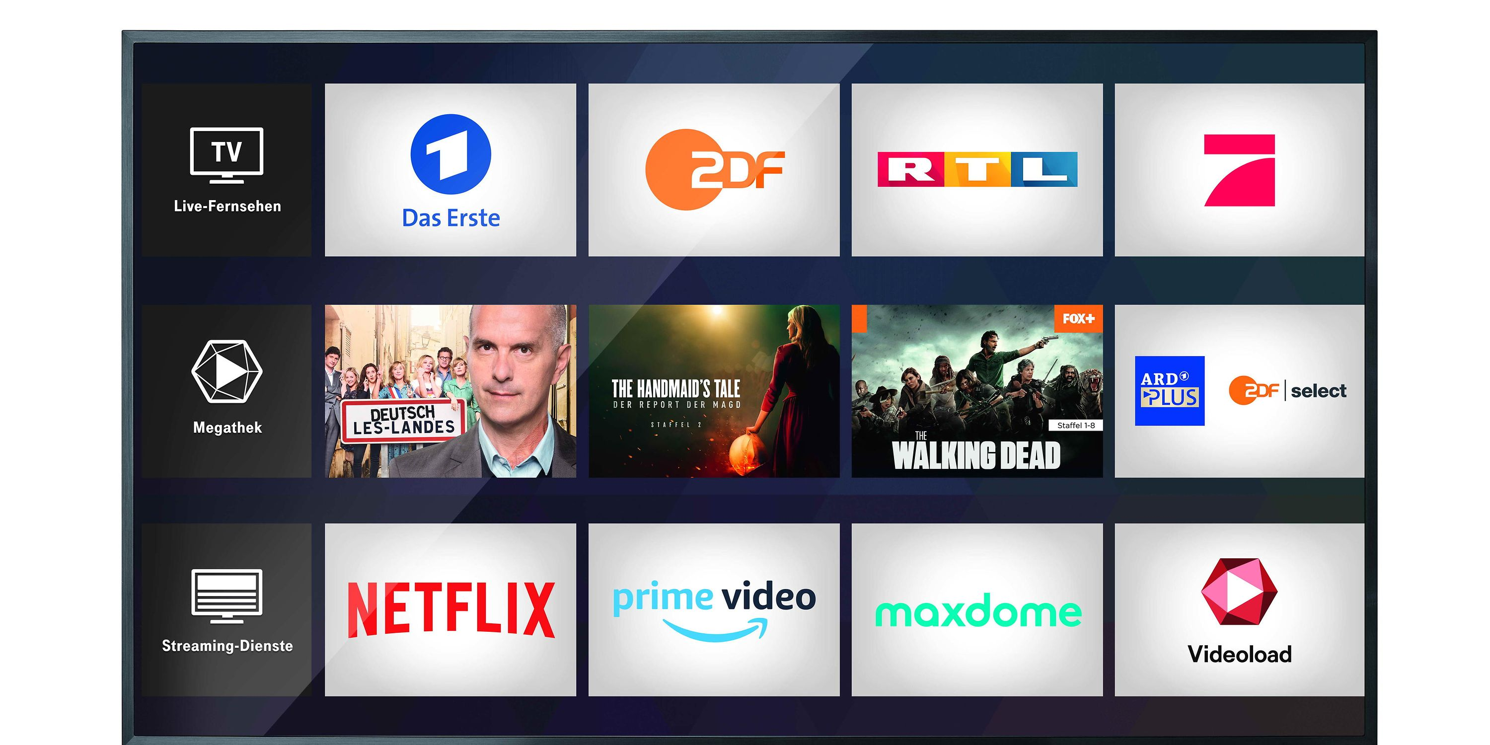 The best TV from Germany: ARD Plus and ZDF select launched with MagentaTV