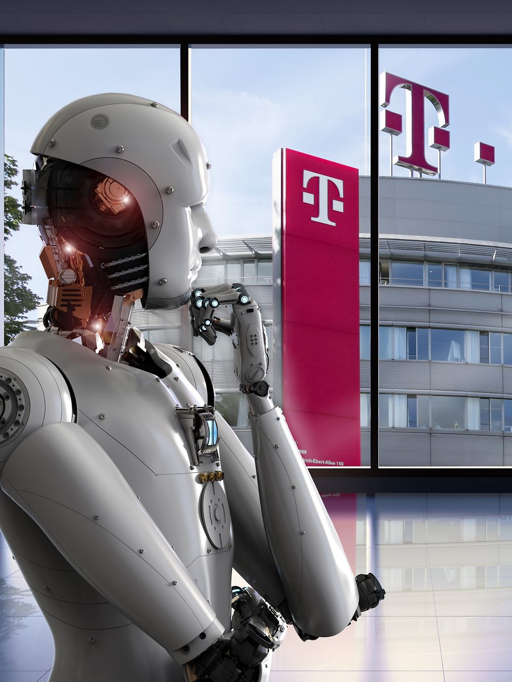 Artificial Intelligence (AI) at Deutsche Telekom