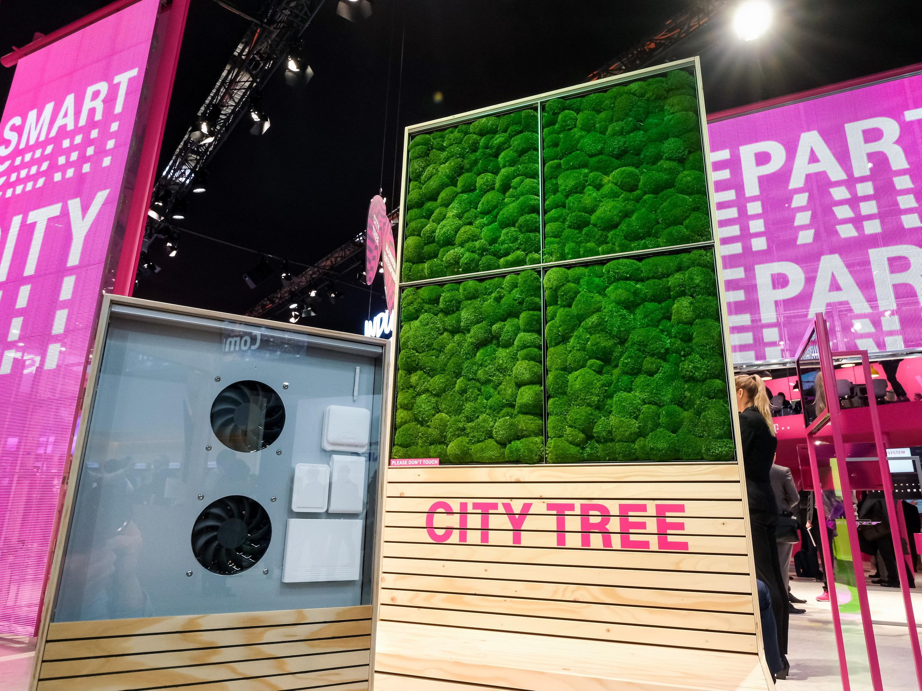 Green City Solutions' CityTree