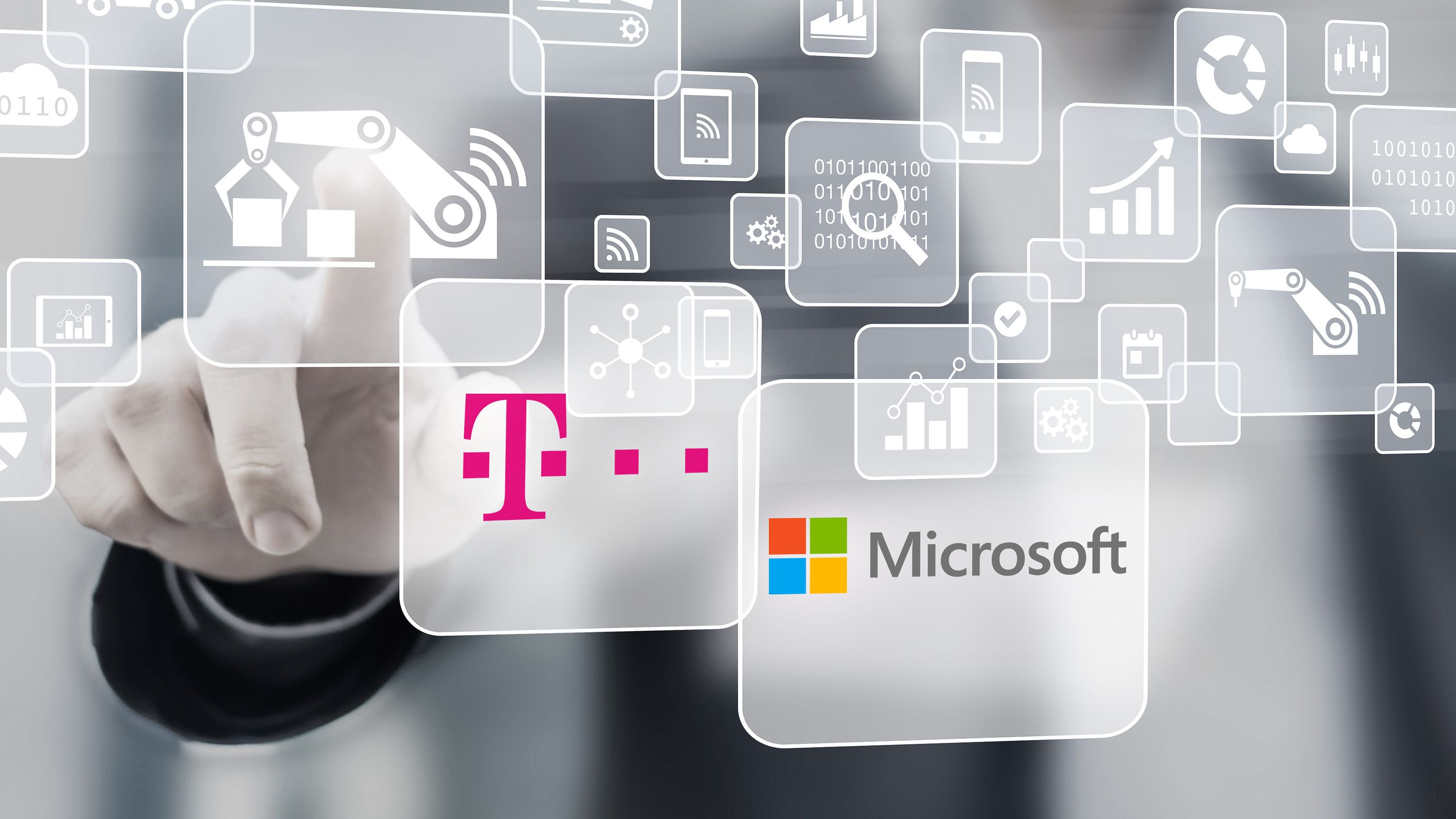 Telekom und Microsoft treiben Cloud-Innovation in Europa