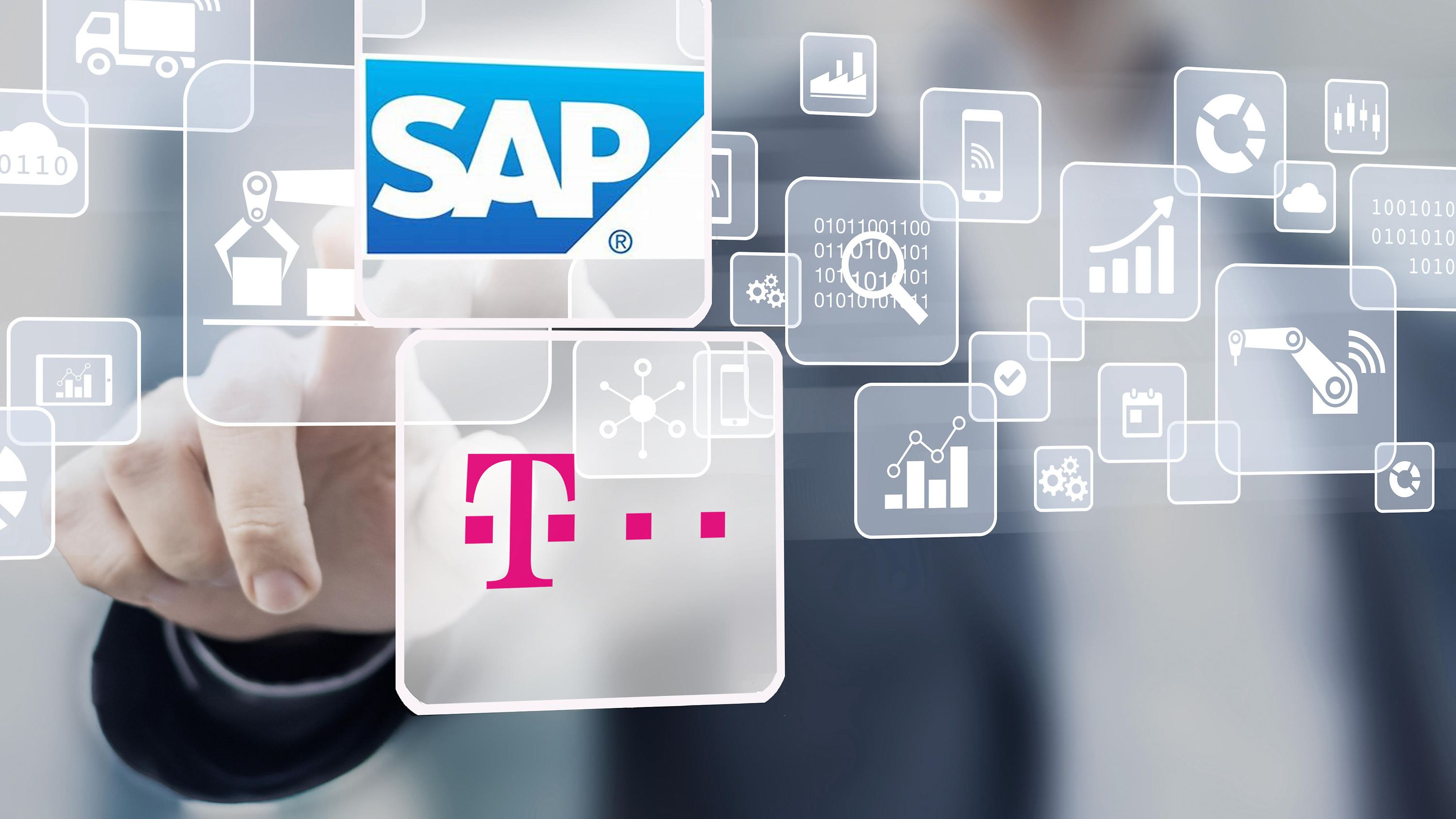 Quicker planning: Deutsche Telekom switches to SAP S/4HANA