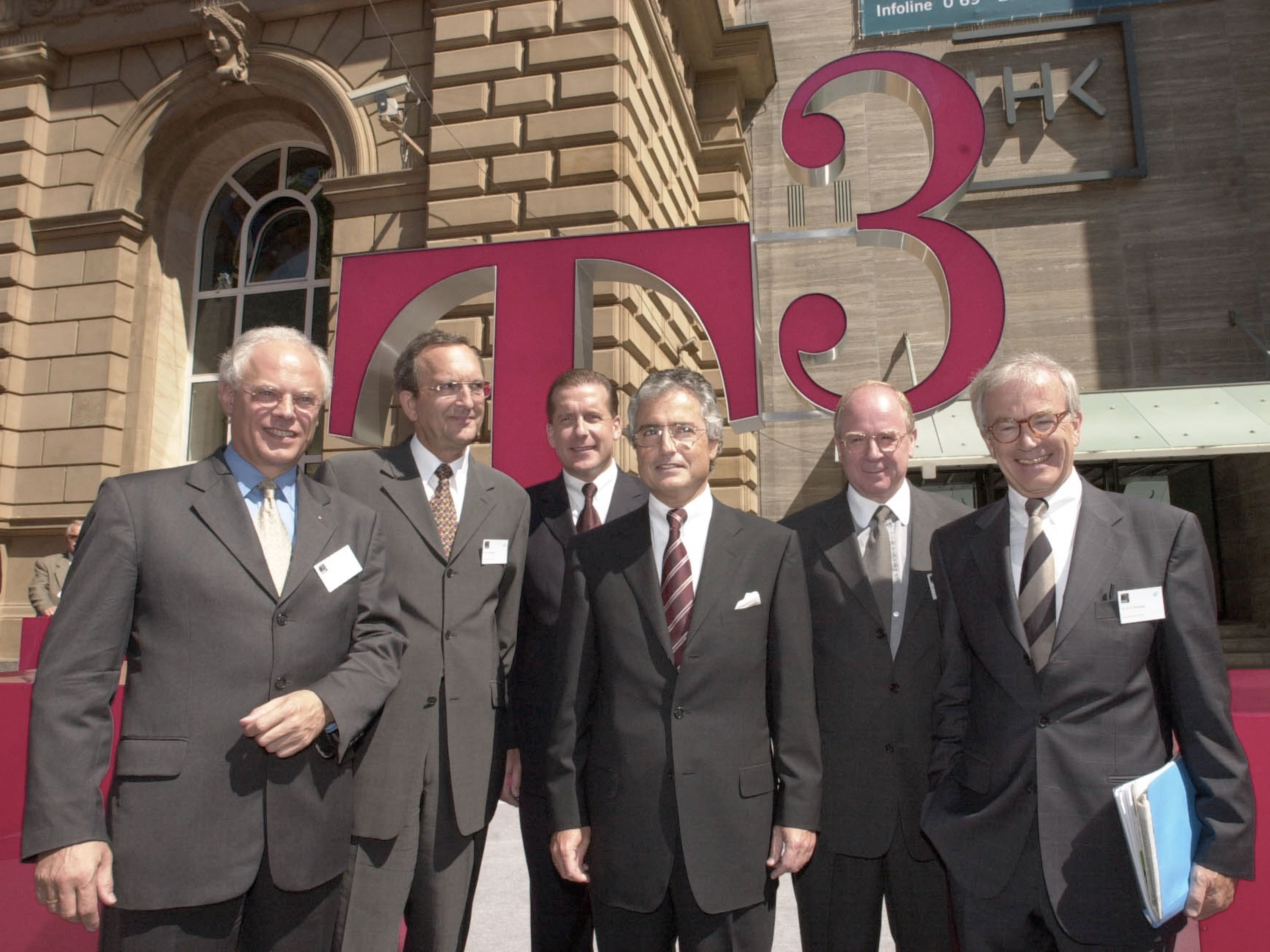 Deutsche Telekom's third IPO takes place soon after the first two IPOs, in the year 2000.