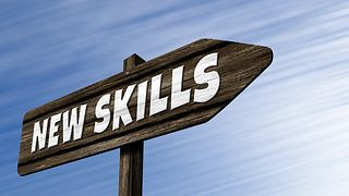 Continuous change always requires new employees Skills