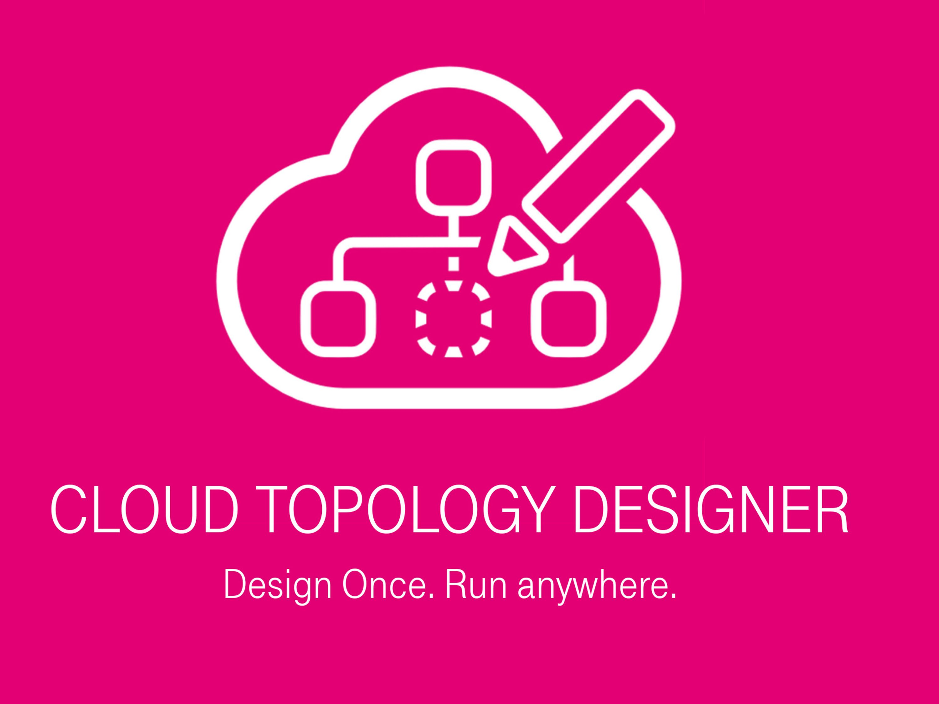 Cloud Topology Designer