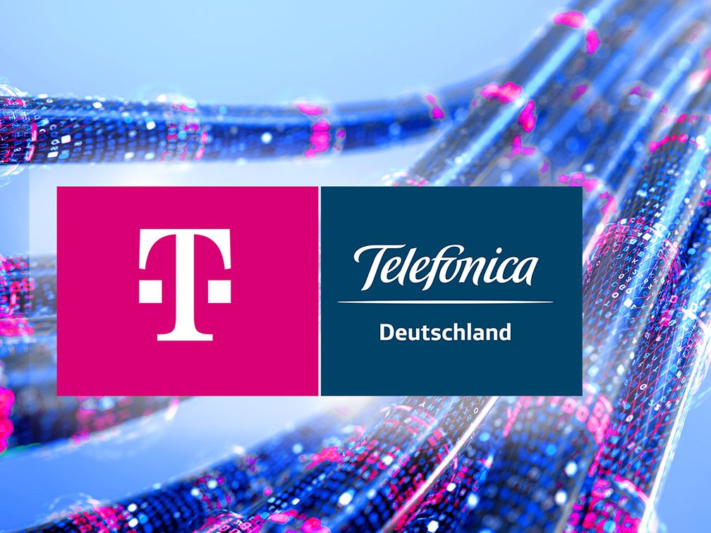 A pioneering deal: Deutsche Telekom is to open up its fiber-optic networks to competitors on a long-term basis.