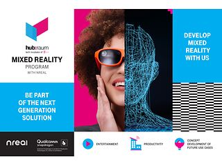XR will change almost everything. Hubraum, Nreal and Startups develop solutions for the future.